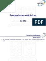 Clase 7. Protecciones Electricas