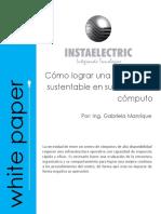 WHITE PAPER - Operacion Sustentable