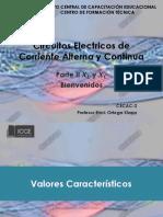 Circuitos Electricos de Corriente Alterna y Continua Parte 2