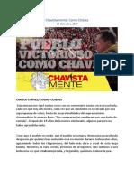 Chavistamente, Como Chávez
