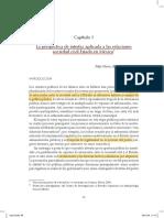 La Perspectiva de la Interfaz Aplicada a las Relaciones de la Sociedad Civil en el Estado de Mexico