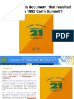 History of Sustainable Development Condensed 26 - 50
