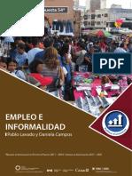 Balance y Agenda Pablo Lavado y Dc