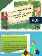 Taller Motivacional Tema Inteligencia Emocional