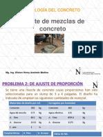 20174-06 Ajuste de Mezcla