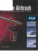0890242879 How to Use an Airbrush