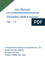 Ds2400q Operation Manual v1.00