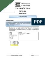PRUEBA - Solucionario Final