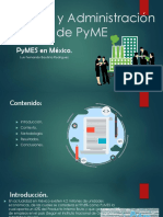 proyecto pymes unadm