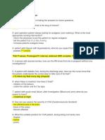 120 HAAD Exam Questions