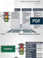 Traffic Lights Charts PowerPoint