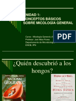 1.- Introducción, Biodiversidad, Taxonomía y Ultraestructura