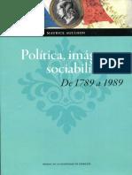 Maurice Aghulon Política, Imágenes, Sociabilidades