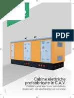 Catalogo CEP Cabine CAV