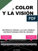 Luz, Color y La Visión