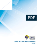 Codigo Procesal Comentado Versión 2018