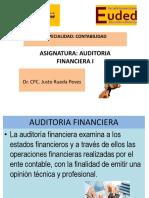 Clase 1 Auditoria Financiera