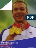 Bc Whole Sport Plan 2009-2013