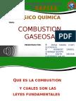 Combustion Gaseosa