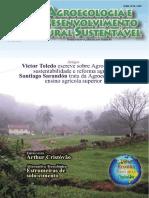 Agroecologia e Desenvolvimento Rural Sustentável  2012 ju