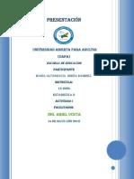 Actividad 1 de Estadistica . Maria Altagracia Urena Ramireez (1)