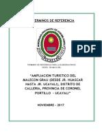 7.2. Tdr Malecon Grau - 2018 Rev Cotizaciones