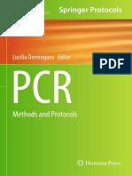 (Methods in Molecular Biology 1620) Lucília Domingues (Eds.)-PCR_ Methods and Protocols-Springer-Verlag New York (2017)