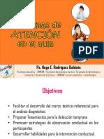 1. Atención - Definición y Bases Biológicas