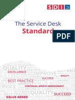 SDI Service Desk Standard v6 1