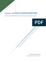 Guest Access Configuration Guide