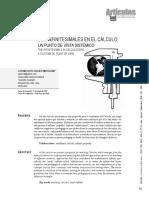 Los Infinitesimales En El Calculo Un Punto de Vista Sistemico.pdf