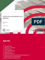 2017 Incertidumbre en La Medicion