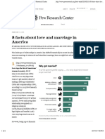 8 Facts About Love and Marriage in America