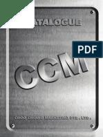 CCM Catalogue