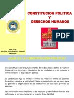 Constitución Política y DDHH I