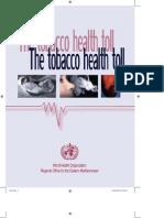 Tobacco Health Toll En