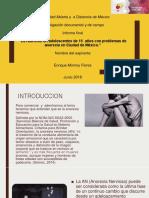 Informe Final Anorexia