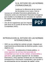 1. IFRS - NIIF - 1