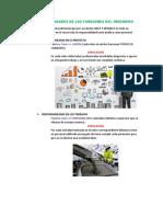 Responsabilidades de Las Funciones Del Ingeniero (Parte 5)