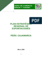 Exportacion Cajamarca