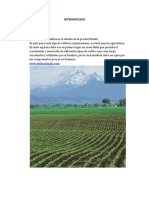 Contaminacion de Los Suelos Agricolas Por Fertilizantes 1