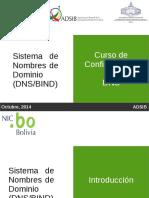 Curso de Configuracion de DNS