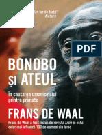 Bonobo i Ateul n c Utarea Umanismului Intre Primate