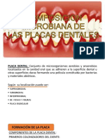 Composicion Microbiana de PLACA DENTAL