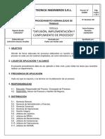 SGI009 - Procedimiento Para La Difusión e Implementación de Procesos.