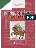Istoria Romaniei in Texte