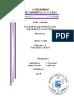 Informe 3FE