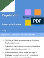 Dr. Quintana - Teorias Juridicas Regulacion