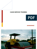 Dynapac Ca250 Service Training