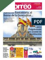 El Correo de Andalucia [29-10-17]